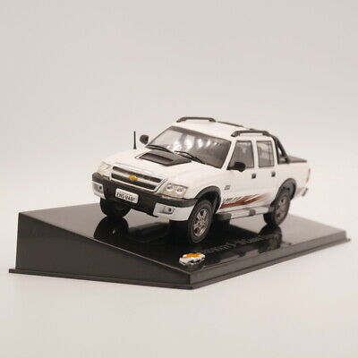 Chevrolet collection 1//43 Diecast Chevrolet S-10 Deluxe 2.5  dupla 2009 CHE013