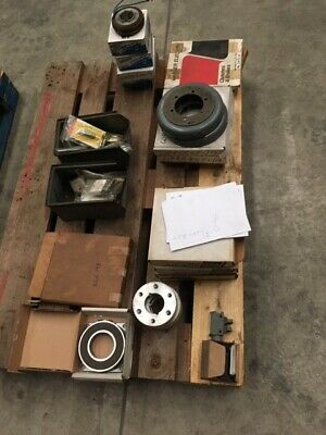 Warner Electric Brake and Clutch various items