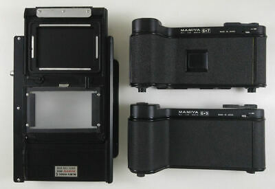 Toyo View 4x5, Quick Roll Slider for Mamiya *77021-11, with 2 roll film backs