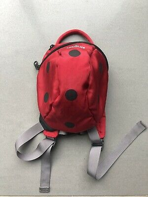 Little Life Backpack Ladybird