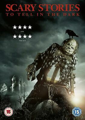 Scary Stories to Tell in the Dark [DVD]