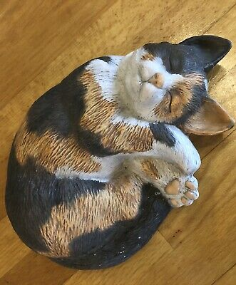 Latex Mould for making this Cute Sleeping Cat
