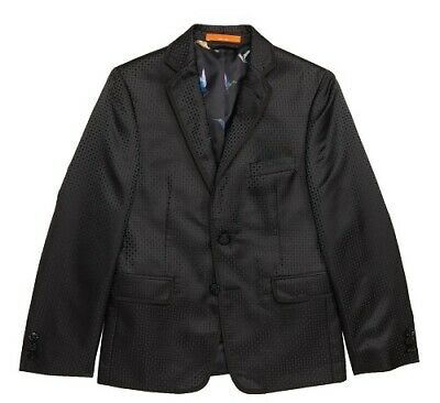 Tallia Boys' Neat Blazer Jacket - Big Kid Size 16R
