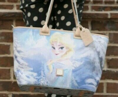 DISNEY DOONEY & BOURKE FROZEN TOTE New With Tags