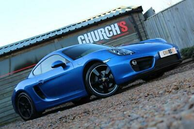 Porsche Cayman 2.7 981 (S/S) - One Owner/Leather/Pdsl+