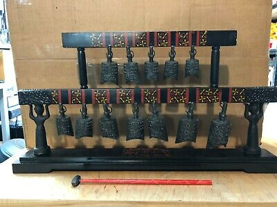 Chinese bell instrument decorative reproduction