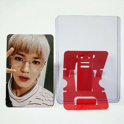NCT 127 Taeyong 1st Repackage Album Regulate Official Photocard NCT#127 SM Town