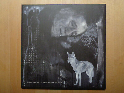 ME AND THAT MAN Songs of love and death 180g Gold /Black Smoke Vinyl LP Behemoth