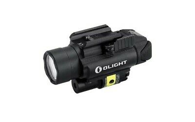 Olight PL-2RL Black Baldr 12000 Lumens LED Pistol Flashlight + Red Laser