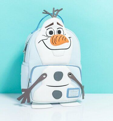 Official Loungefly Disney Frozen Olaf Mini Backpack