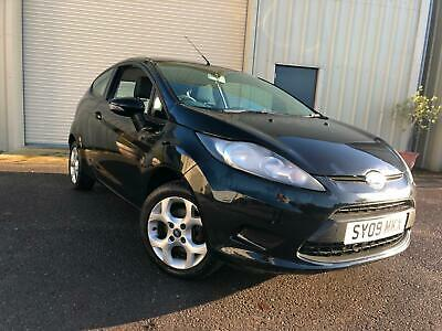 Ford Fiesta 1.25 ( 82ps ) 2009MY Style