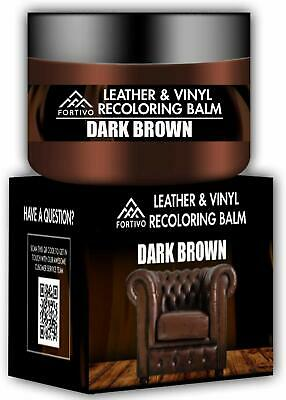 Leather Recoloring Balm - Leather Repair Kits for Couch Car Seat Sofa Furniture