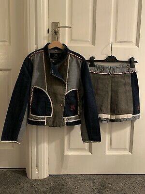 Burberry Girls Outfit