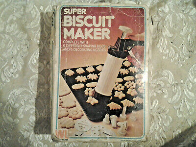 Danish Biscuit Butter Cookie Dough Icing Piping Gun Christmas Cake Decorating