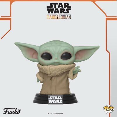 Funko Pop! Star Wars Baby Yoda Mandalorian The Child Pre order