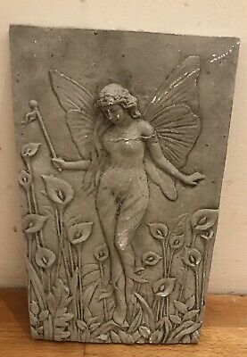 Latex Mould for making this Lovely Fairy Plaque