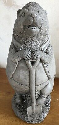 Latex Mould for making This lovely Gardening Hedgehog
