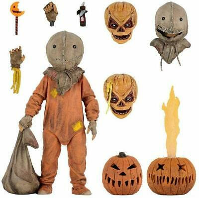 "Trick R Treat - 7"" Scale Action Figure - Ultimate Sam - NECA Brand New Free Ship"