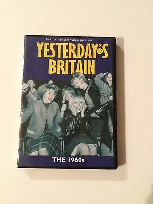 Yesterday's Britain The 1950's DVD