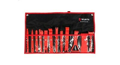 ***Wurth 12Pc Trim Tool Remover Lever Set/Popper Set***