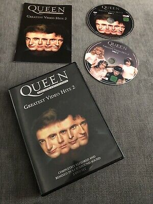 Queen Greatest Hits 2 Dvd - Mint Copy