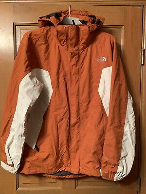 The North Face Winter Jacket Mens Sz L, Hooded Front Zipped , No  Lining, HyVent