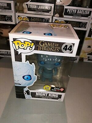 NIGHT KING #44 funko pop - game of thrones   glow in dark Gamestop exclusive