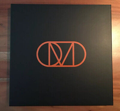 OMD History Of Modern Super Deluxe CDs Box Set Orchestral Manoeuvres in the Dark