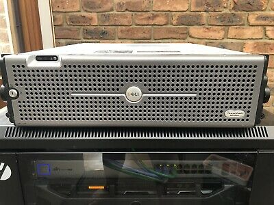 Dell MD3000i SAN with 15 x 2TB Dell HDD 30TB TOTAL