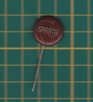 Sparta Rotterdam football speldje pin badge button 60s vtg