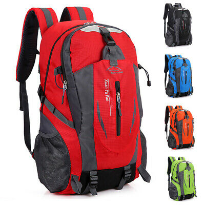 Waterproof Outdoor Sport Hiking Camping Travel Backpack Daypack Rucksack Bag-