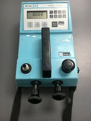 Druck DPI-601 30psi Portable Pressure Calibration meter