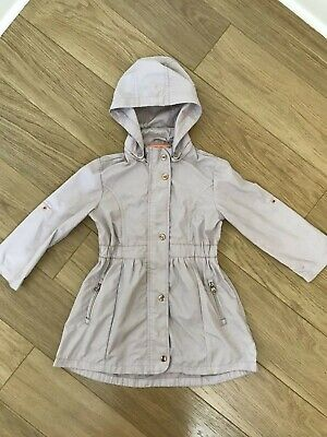 Genuine Girl's Ted Baker Coat. Age 6 Years. Excellent Condition.