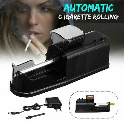 Electronic Automatic Cigarette Rolling Tool Device Machine Easy Tobacco Roller