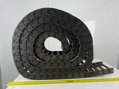 """Gleason Reel 252P-II Wire Cable Hose Energy Drag Chain 6-1/2""""x 1-3/4"""" x 21'"""
