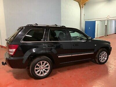 2007 Jeep Grand Cherokee 3.0 V6 Crd Overland 5 Dr Auto Diesel