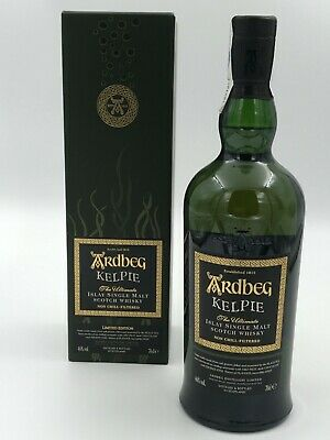 ARDBEG KELPIE LIMITED EDITION SINGLE ISLAY MALT SCOTCH WHISKY 46% 70cl