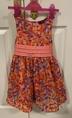 Girls Ted Baker Beautiful Party Dress Age 4