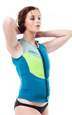 Gilet wakeboard F taille M - Jobe Comp Vest Women Teal - M