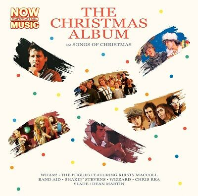 "The Christmas Album: 12 Songs of Christmas - Various Artists (12"" Album) [Vinyl]"