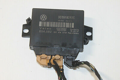 #7200 VW Passat B6 2007 Estate PDC Parking Distance Control 3C0919283C OEM