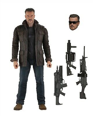 "Terminator: Dark Fate - 7"" Scale Action Figure - T-800 - NECA"