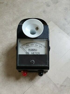 Myron L DS Meter Model # 512M5 0 to 5,000 ppm, Used