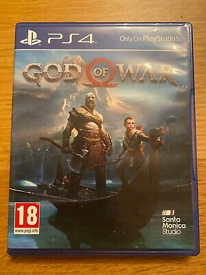God of War (PS4) PlayStation 4 Video Game