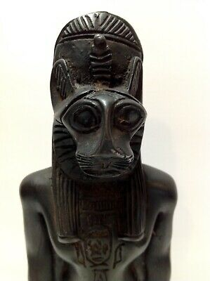 Unique Egyptian ANUBIS Statue Made In EGYPT