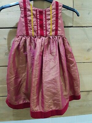 Beautiful Girls Party Dress . Mothercare . Size 2-3