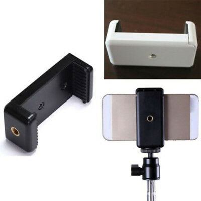 Mobile Phone Clip Tripod Bracket Holder Stand Mount Adapter Support Holding Tool