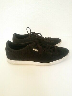 PUMA Mesh Lace up Sneakers Vikky Mesh | Sneakers, Hockey