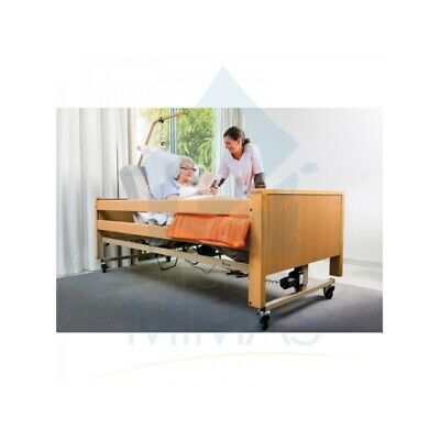 New In Box Thuasne Haydn Bed Set(Bed, Rail, Lifting Pole) Home/Aged Care Medical