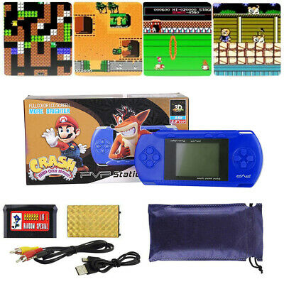 Handheld Pvp 3000 Retro Video Game Console Built In 888888 Games Kids Xmas Gift